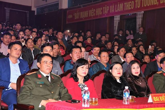Ấm tình Xuân đêm giao lưu ủng hộ dân nghèo Hà Tĩnh đón Tết - 6