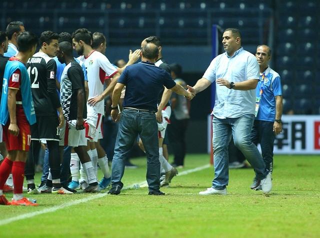 HLV U23 Jordan nói nước đôi trước trận gặp U23 UAE - 1