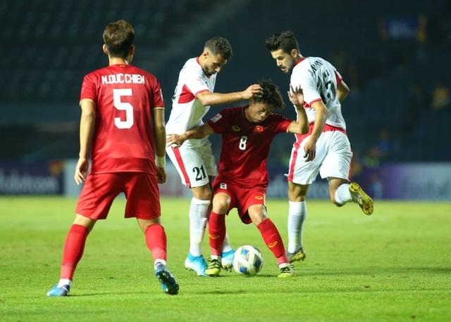 Chấm điểm U23 Việt Nam vs U23 Jordan: Điểm sáng hiếm hoi - 2