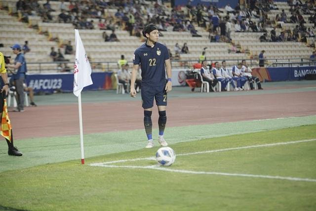 U23 Thái Lan 1-1 U23 Iraq: Đội chủ nhà vào tứ kết - 11