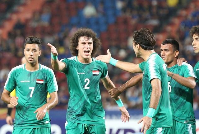 U23 Thái Lan 1-1 U23 Iraq: Đội chủ nhà vào tứ kết - 8