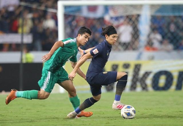 U23 Thái Lan 1-1 U23 Iraq: Đội chủ nhà vào tứ kết - 6