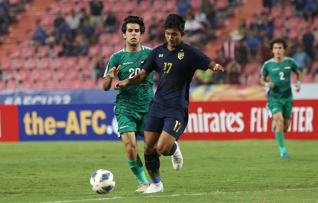U23 Thái Lan 1-1 U23 Iraq: Đội chủ nhà vào tứ kết - 9