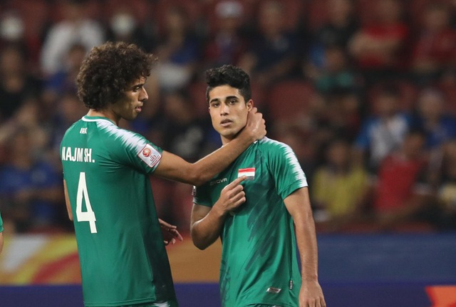 U23 Thái Lan 1-1 U23 Iraq: Đội chủ nhà vào tứ kết - 7
