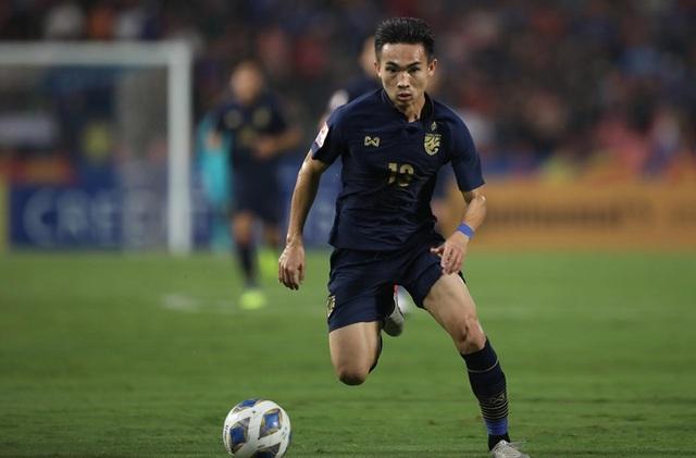 U23 Thái Lan 1-1 U23 Iraq: Đội chủ nhà vào tứ kết - 5