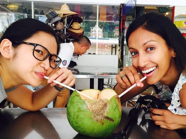 Cô gái Nam Á xinh đẹp đi 193 quốc gia mà chẳng tốn gì nhiều nhặn - 9