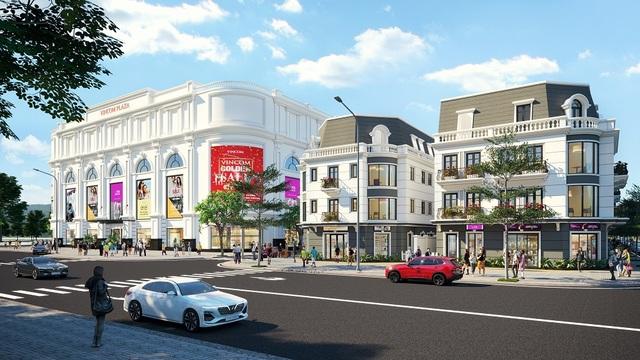 VinGroup ra mắt Vincom Shophouse đẳng cấp đầu tiên tại Bạc Liêu - 1