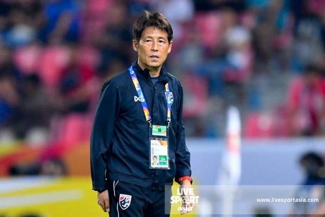 HLV Akira Nishino quyết giúp U23 Thái Lan giành vé đi tiếp - 1