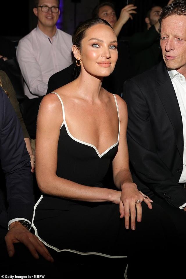 Thiên thần nội y Candice Swanepoel tái xuất hoàn hảo - 9