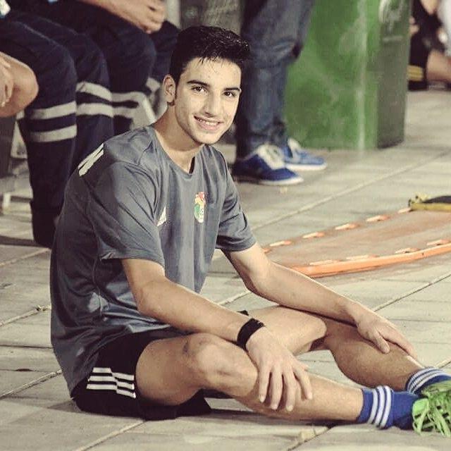 Cầu thủ U23 Jordan được dân mạng chú ý vì gương mặt điển trai - 6