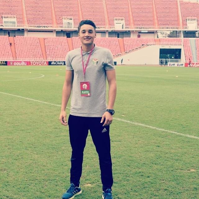 Cầu thủ U23 Jordan được dân mạng chú ý vì gương mặt điển trai - 9