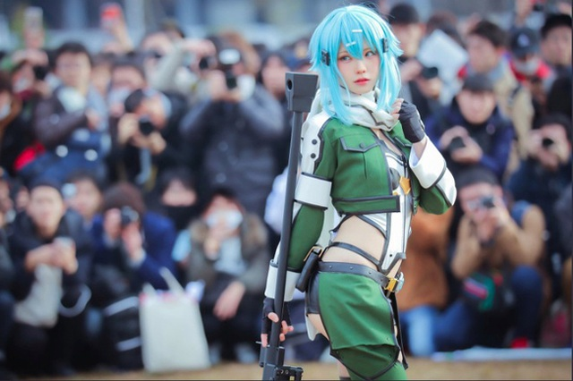 Cosplayer xinh đẹp Nhật Bản kiếm 2 tỷ đồng mỗi ngày, ai cũng ngỡ ngàng - 2