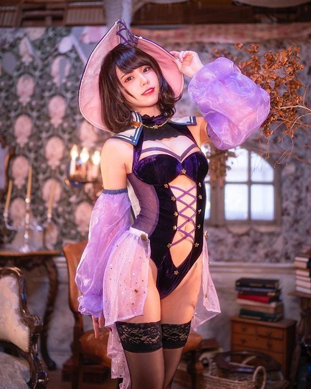 Cosplayer xinh đẹp Nhật Bản kiếm 2 tỷ đồng mỗi ngày, ai cũng ngỡ ngàng - 4