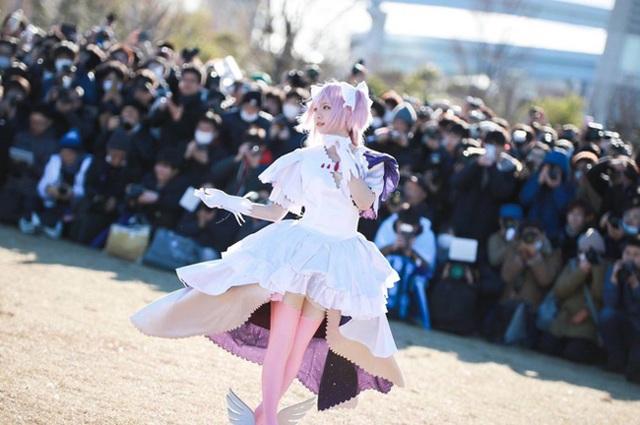 Cosplayer xinh đẹp Nhật Bản kiếm 2 tỷ đồng mỗi ngày, ai cũng ngỡ ngàng - 5