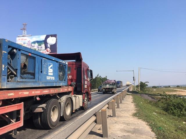 """Dự án gần 82 tỷ mở đường đấu nối sai quy định ngay """"điểm đen"""" tai nạn tại Quảng Bình - 3"""