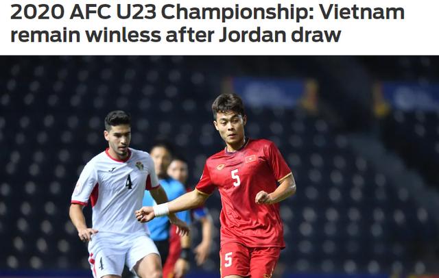 Báo châu Á thất vọng vì U23 Việt Nam vẫn chưa thắng - 1