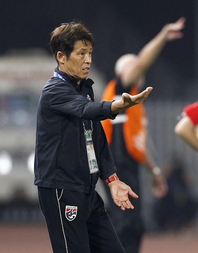 HLV Nishino nói gì sau khi cùng U23 Thái Lan vào tứ kết giải châu Á? - 1