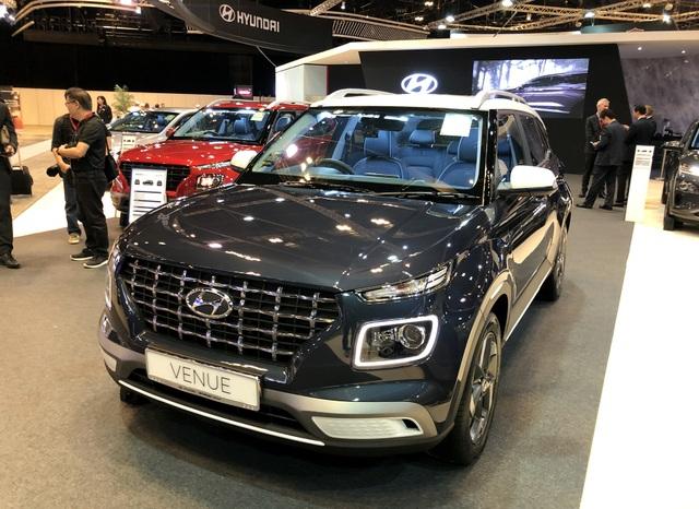 Hyundai Venue ra mắt thị trường Đông Nam Á - 5