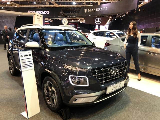 Hyundai Venue ra mắt thị trường Đông Nam Á - 2
