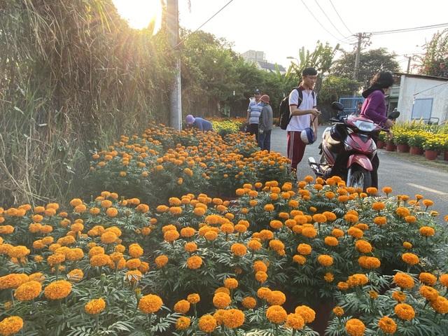 Hàng trăm người giúp đỡ người chồng mất vợ trên đường đi bán hoa Tết - 1