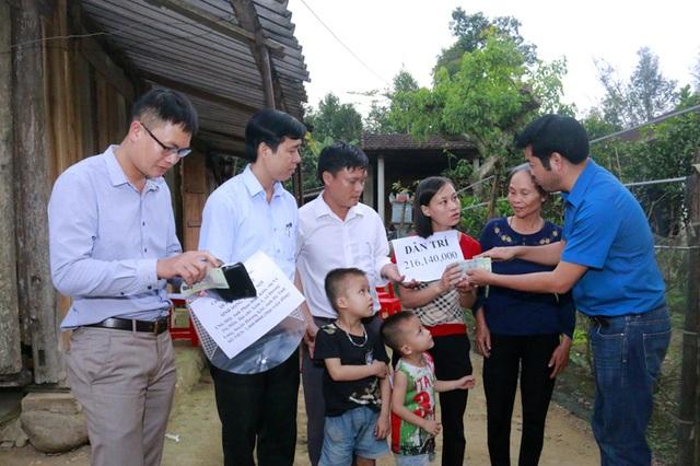 Hai bé trai mắc bệnh hiểm tại Hà Tĩnh được bạn đọc giúp đỡ hơn 216 triệu đồng - 4