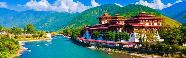 Những nơi bạn nhất định phải tới khi đến vùng đất của hạnh phúc - Bhutan! - 1