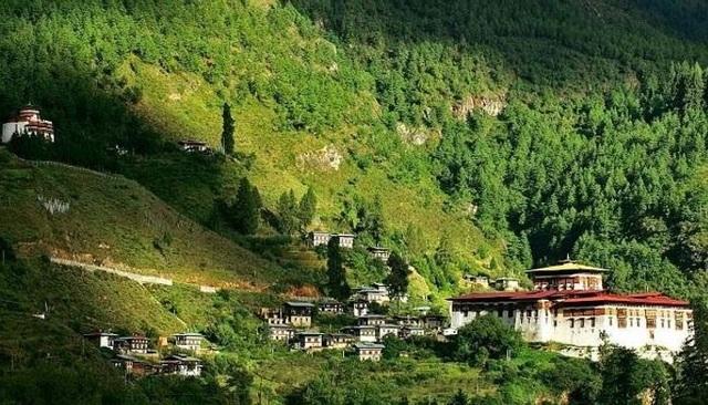 Những nơi bạn nhất định phải tới khi đến vùng đất của hạnh phúc - Bhutan! - 2