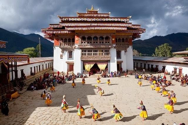Những nơi bạn nhất định phải tới khi đến vùng đất của hạnh phúc - Bhutan! - 3