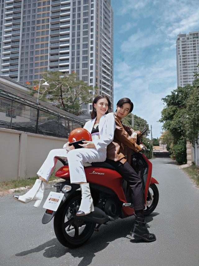"""Hàng ngàn khách hàng mua xe Yamaha """"trúng lớn"""" dịp cuối năm - 3"""