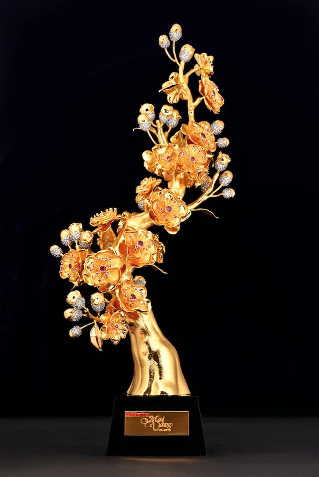 Hoàng Kim Mai - Cảm hứng đích thực từ Mai Vàng 25 năm - 1