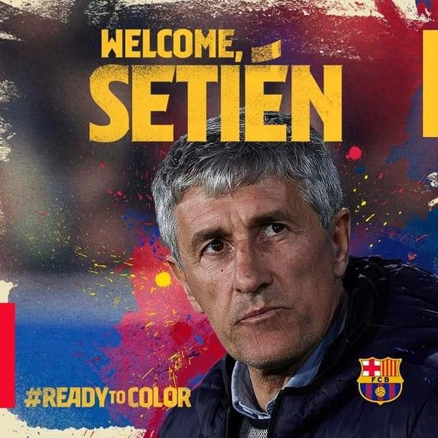 Barcelona bất ngờ sa thải HLV Valverde, bổ nhiệm cựu HLV Betis - 1