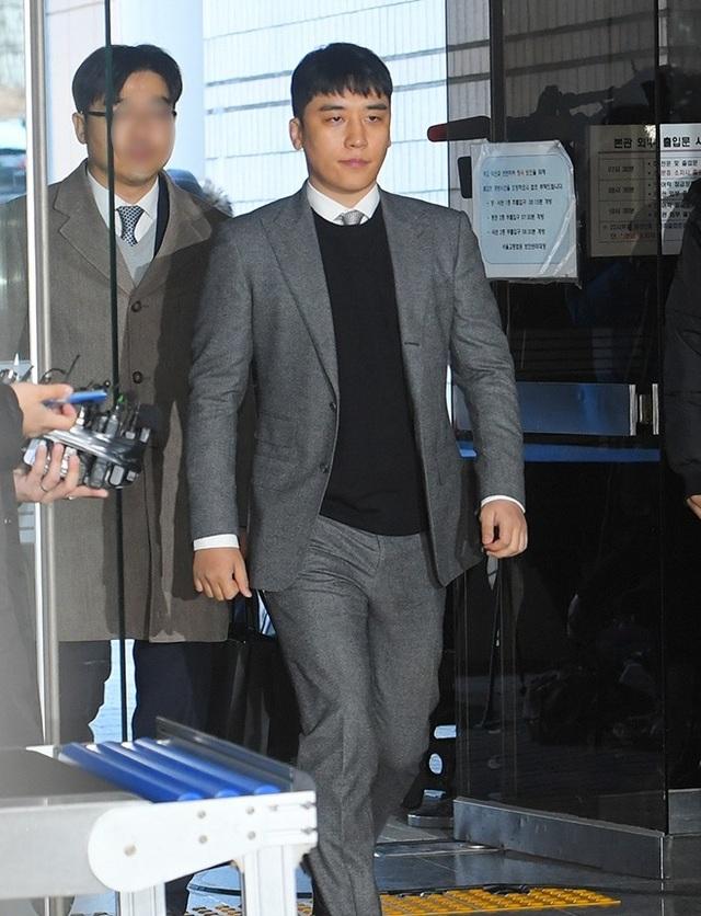 Toà án lần thứ hai từ chối yêu cầu bắt giam Seungri - 5