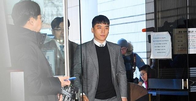 Toà án lần thứ hai từ chối yêu cầu bắt giam Seungri - 6