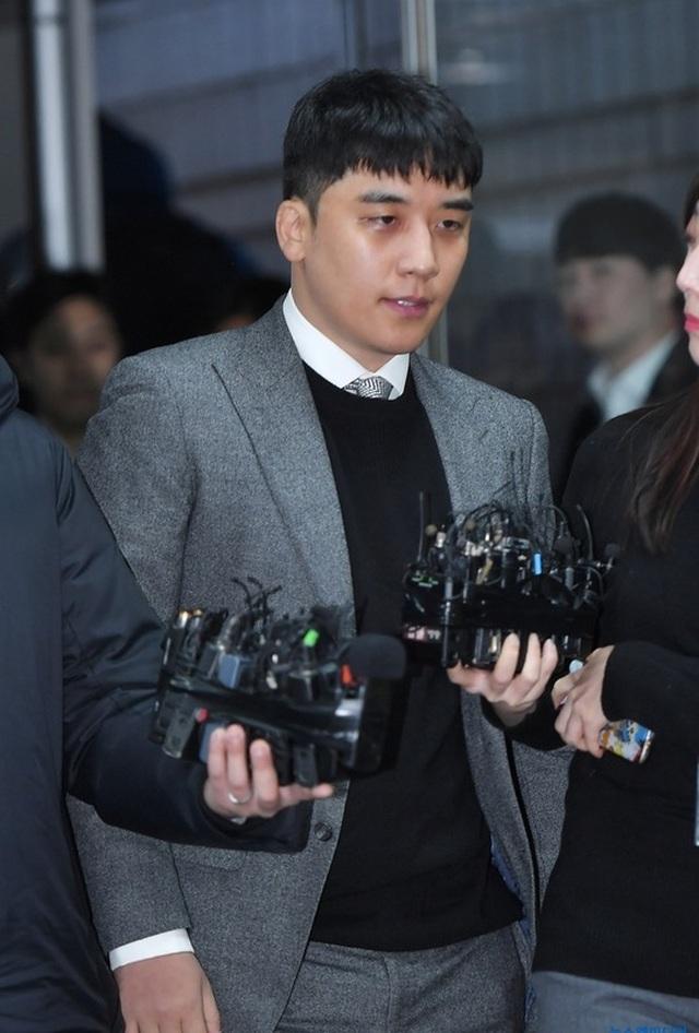 Toà án lần thứ hai từ chối yêu cầu bắt giam Seungri - 4