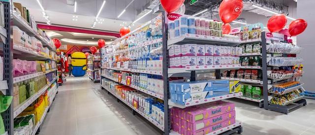 Một siêu thị bất ngờ giảm 90% vốn - 1