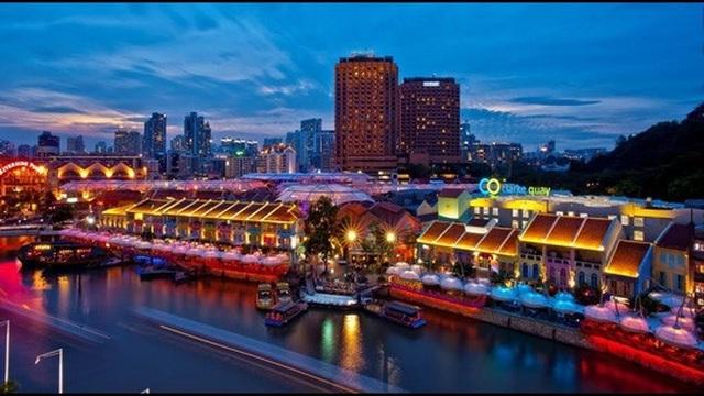 """Thành phố giải trí không ngủ """"cái gì cũng có"""" ngay tại Việt Nam - 5"""