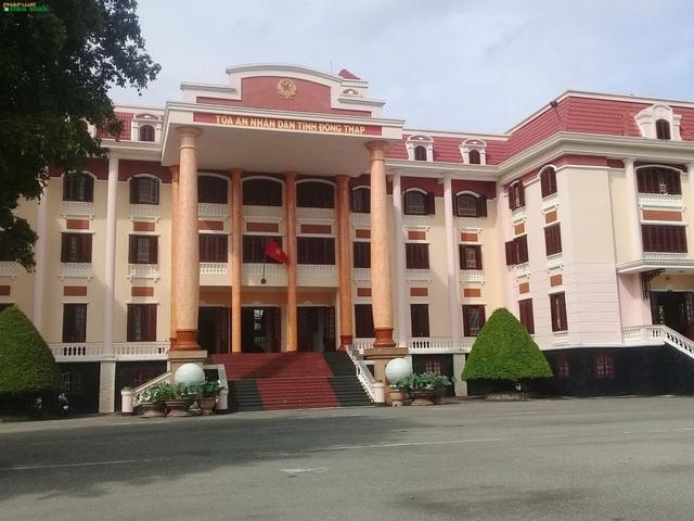 Chánh án TAND tỉnh Đồng Tháp và 3 thuộc cấp bị đề nghị kỷ luật Đảng - 1