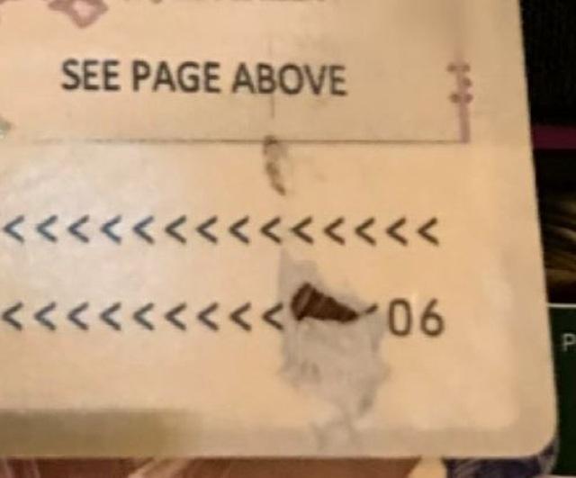 Tốn hàng trăm triệu đồng chỉ vì sơ xuất để một giọt nước rơi vào hộ chiếu - 2