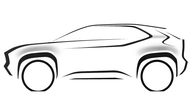 Toyota sẽ ra mắt một mẫu SUV cỡ nhỏ dựa trên Yaris - 1