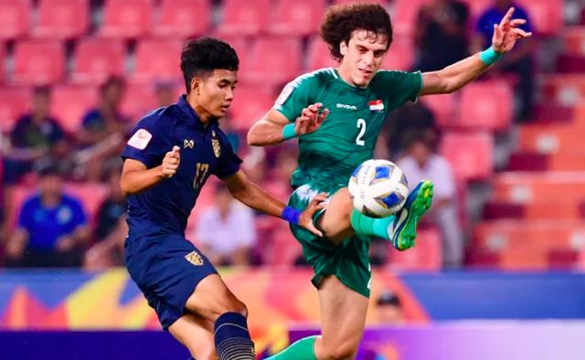 HLV U23 Iraq: Công nghệ VAR đưa Thái Lan vào tứ kết - 2