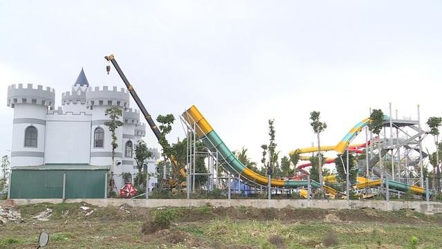 Hà Nội: Phá dỡ Công viên nước Thanh Hà - 4
