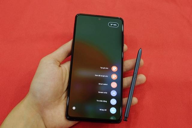 Trên tay Samsung Galaxy Note 10 Lite mới ra mắt tại Việt Nam - 2