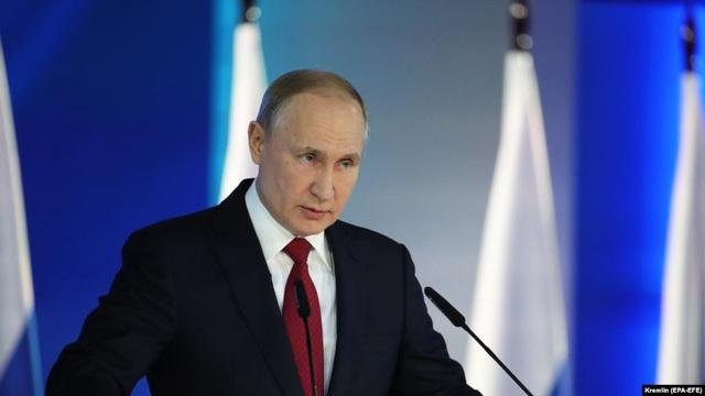 Ông Putin nói Nga dẫn đầu thế giới về vũ khí tối tân - 1