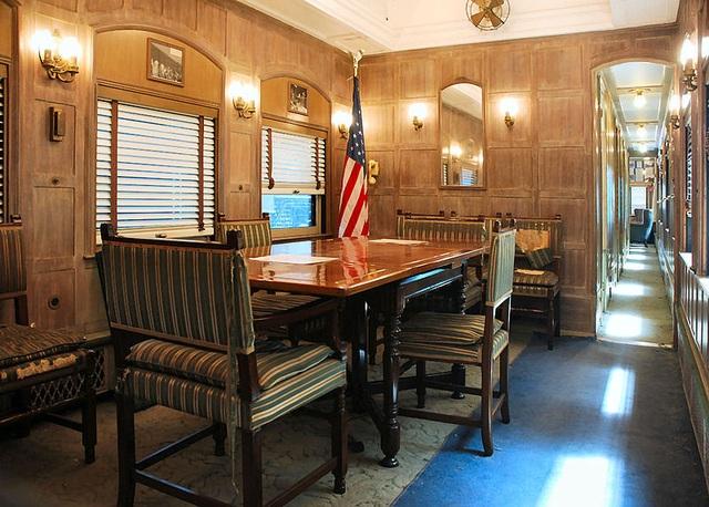 Đoàn tàu bọc thép từng góp phần giúp các tổng thống Mỹ tái đắc cử - 2