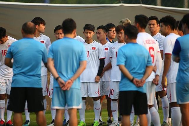 U23 Việt Nam nhận thư động viên của Thủ tướng, quyết thắng U23 Triều Tiên - 2