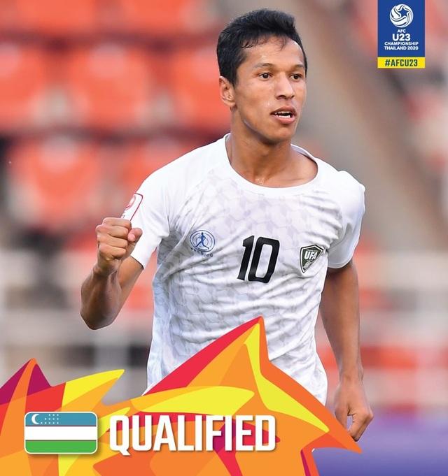 U23 Hàn Quốc 2-1 U23 Uzbekistan: Cùng giành vé đi tiếp - 3