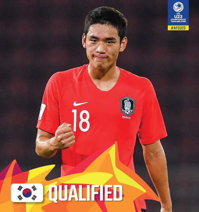 U23 Hàn Quốc 2-1 U23 Uzbekistan: Cùng giành vé đi tiếp - 2