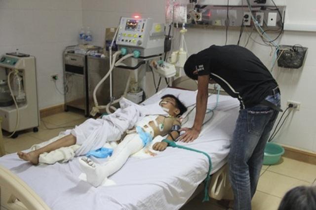 Nhiệt huyết trong hoạt động thiện nguyện, PV Dân trí được huyện tặng Giấy khen - 3