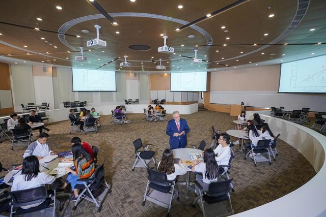 Chính thức khánh thành Đại học VinUni với tổng đầu tư lên tới 6.500 tỷ đồng - 7
