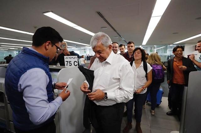 Mexico tích cực chào hàng, chuyên cơ tổng thống 130 triệu USD vẫn ế ẩm  - 3